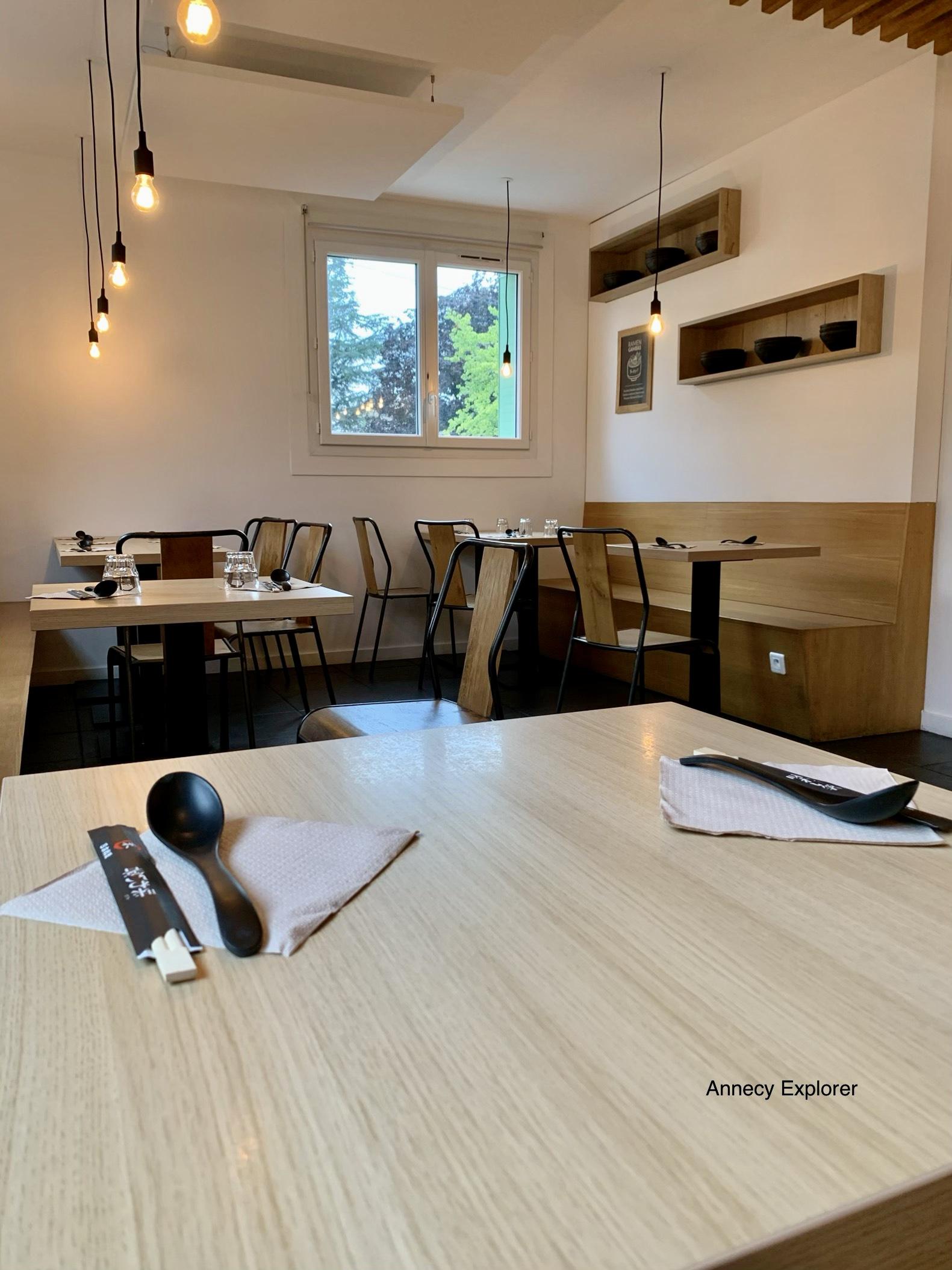 Où manger à Annecy? Les restaurants exotiques