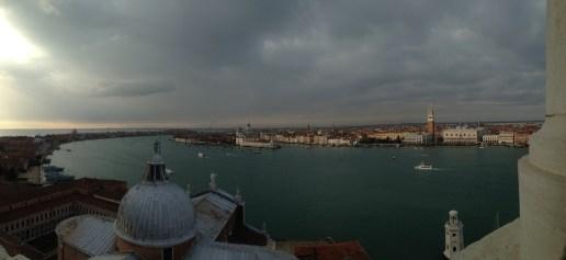 From the Campanile San Giorgio Maggiore