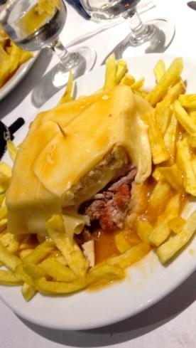 Francesinha - the most insane sandwich of my life