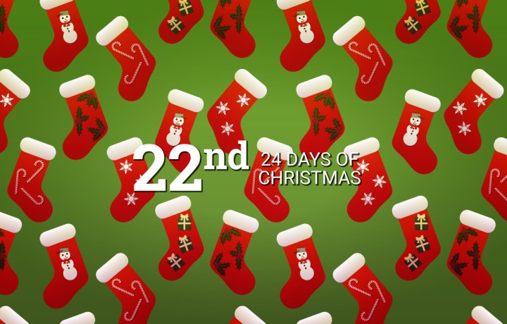 day 22 with free gift card holder tutorial 24 days of christmas