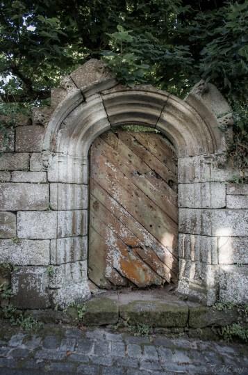 #porte #mystère #architecture