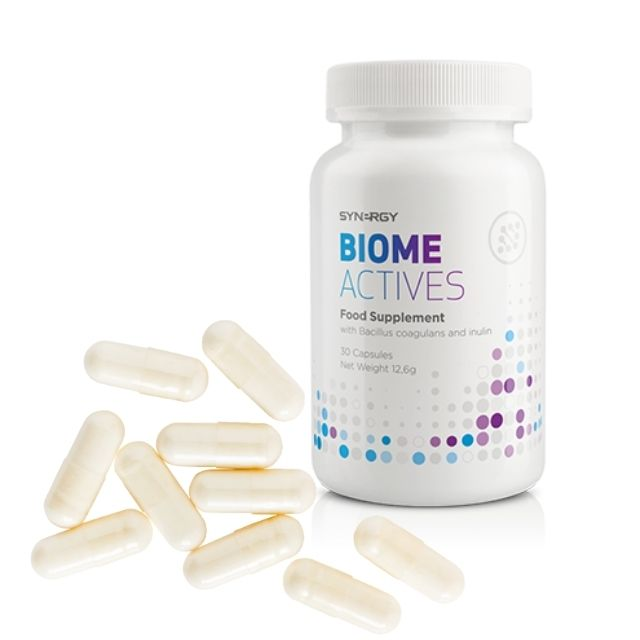 Biome Actives maitohappobakteerit
