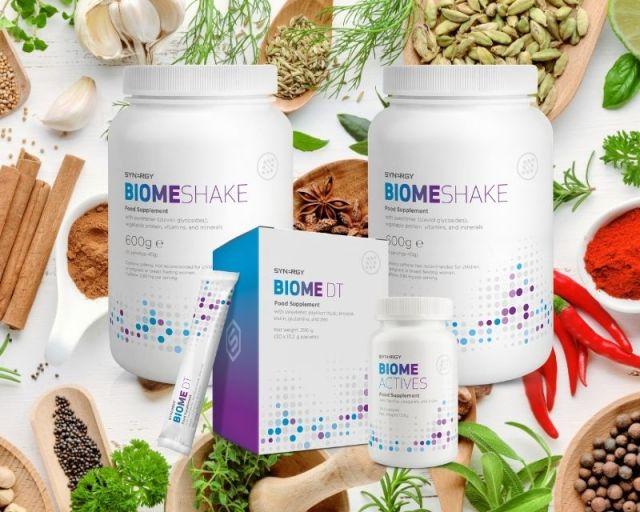Biome Core paketti