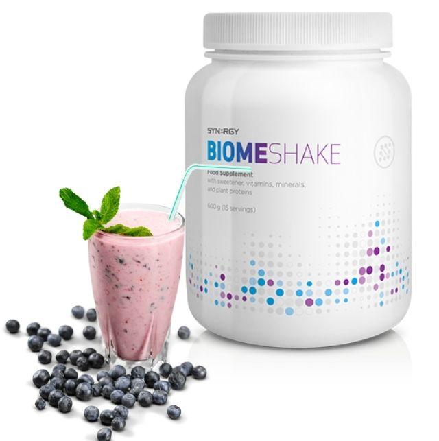 Biome Shake proteiinijauhe
