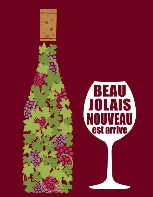 Beaujolais Nouveau 2019 Er Klar
