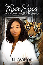 Tiger Eyes by B.L. Wilson
