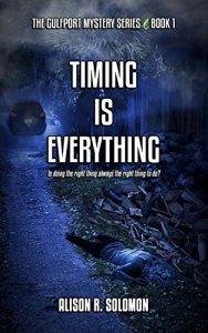 Timing is Everything by Alison Solomon