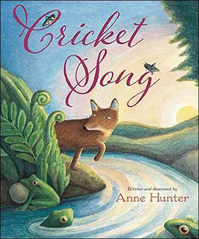 Children's Book - Cricket Song