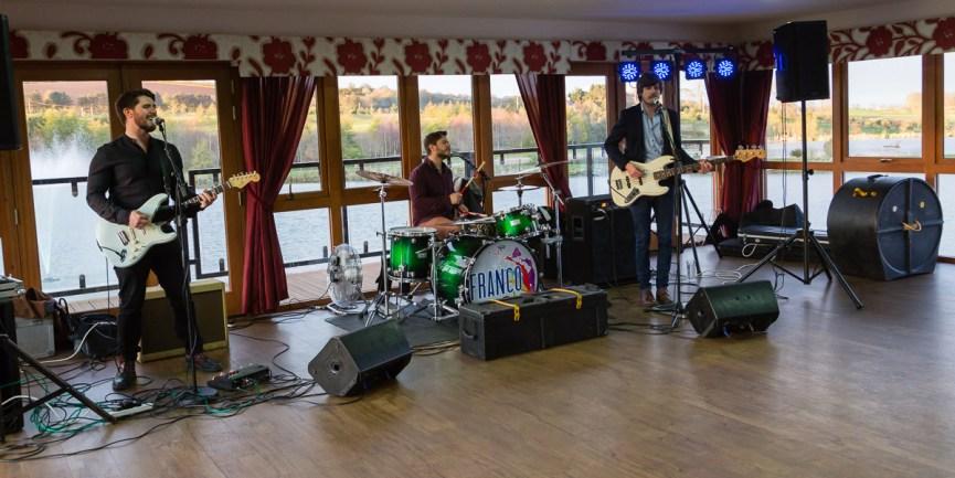 Glasgow wedding band Franco