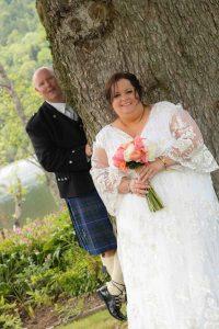 bride groom weddings kenmore hotel