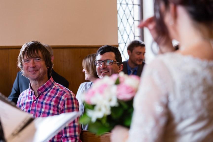 Wedding Clova Kirk Angus