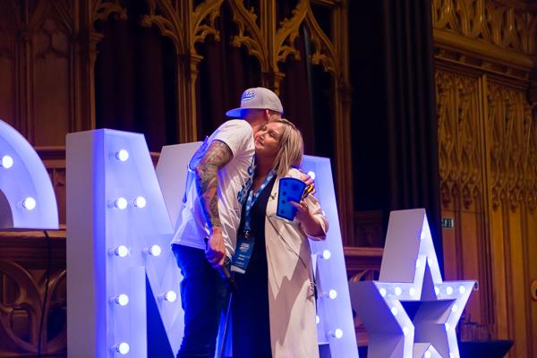 Sharon Menzies Influx CMA Live 2017