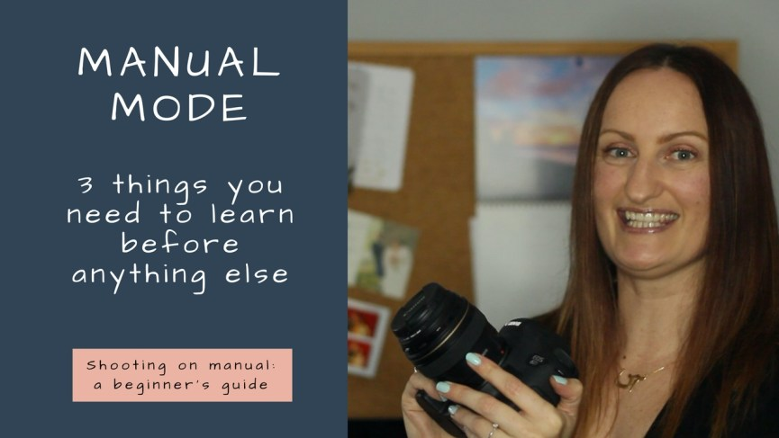 3 essential things every beginner photographer needs to learn to shoot on manual
