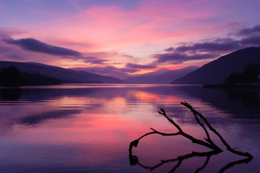 Loch Tay Sunset