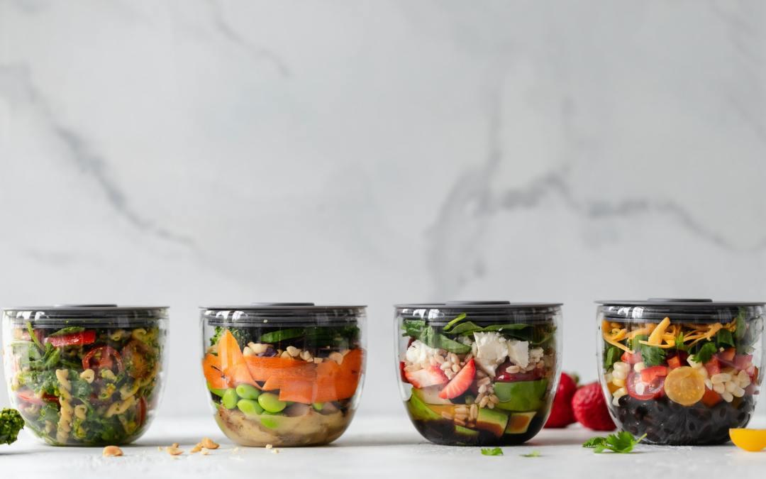 La Meal Prep Santé, une stratégie pour toi + 2 recettes faciles