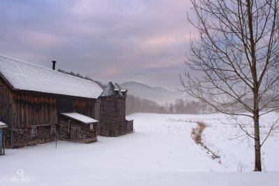 Grance ancienne - Bromont - Qc