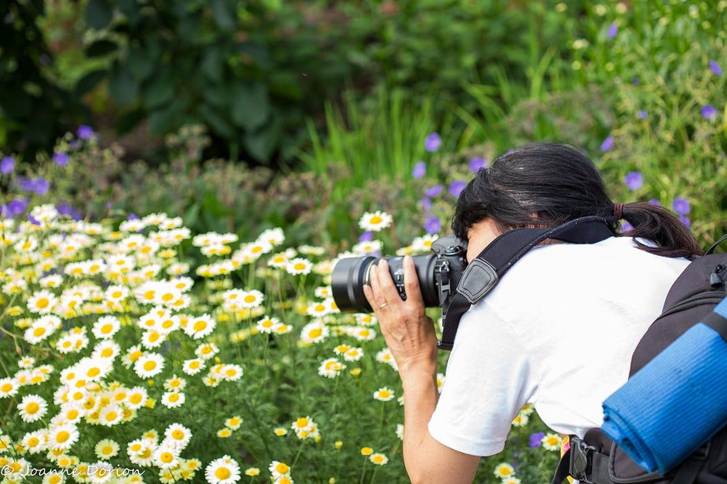 Combiner la photographie à la méditation pour en tirer des bienfaits