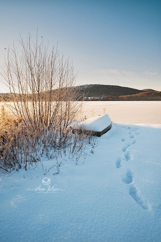 Paysage : S'évader à deux pas de chez soi, par Anne Jutras | astuces photo