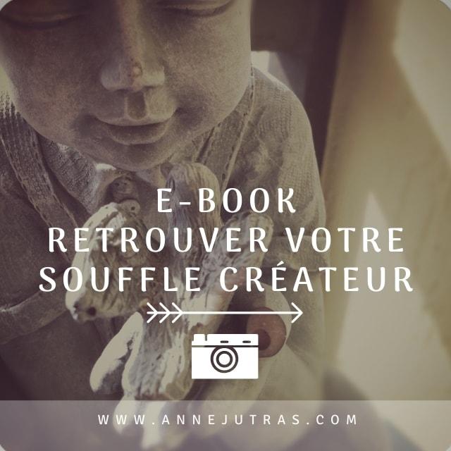 e-Book, Retrouver votre Souffle Créateur