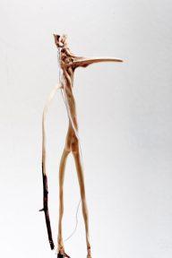 AnneKunst_Sculptur_Vogel-Mann-Astfigur