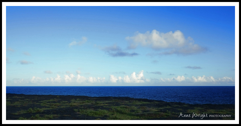 Big Island, Hawaii, 2014 - Just about the most Southern point of the USA