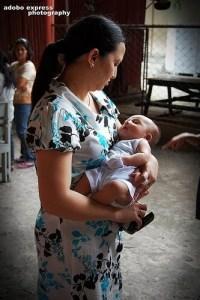 Bebek ve Annesi