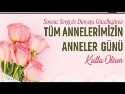 En Güzel Anneler Günü Mesajları Video