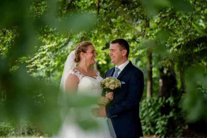 Huwelijk - Brugge - Spontaan - Hooglede vossenberg - Sterrebos Izzegem
