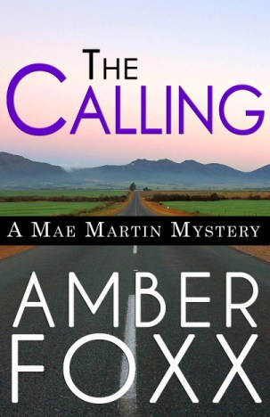 Cover of Amber Foxx's novel The Calling