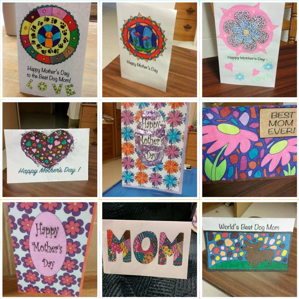 photo about Printable Mothers Day Cards to Color Pdf named Moms Working day Playing cards in the direction of Shade Package 11 pack Printables Mothers - Cats - Canine ! fast obtain pdf -