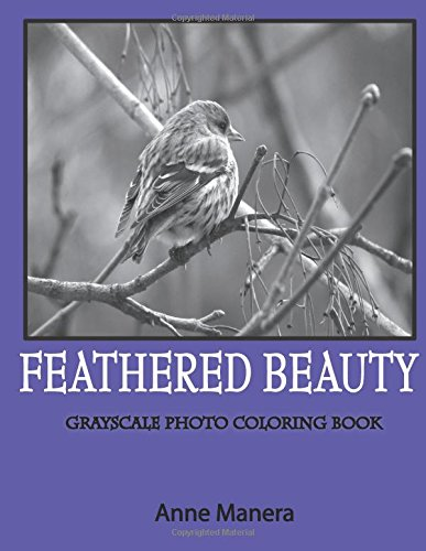 Grayscale Photo Coloring Books