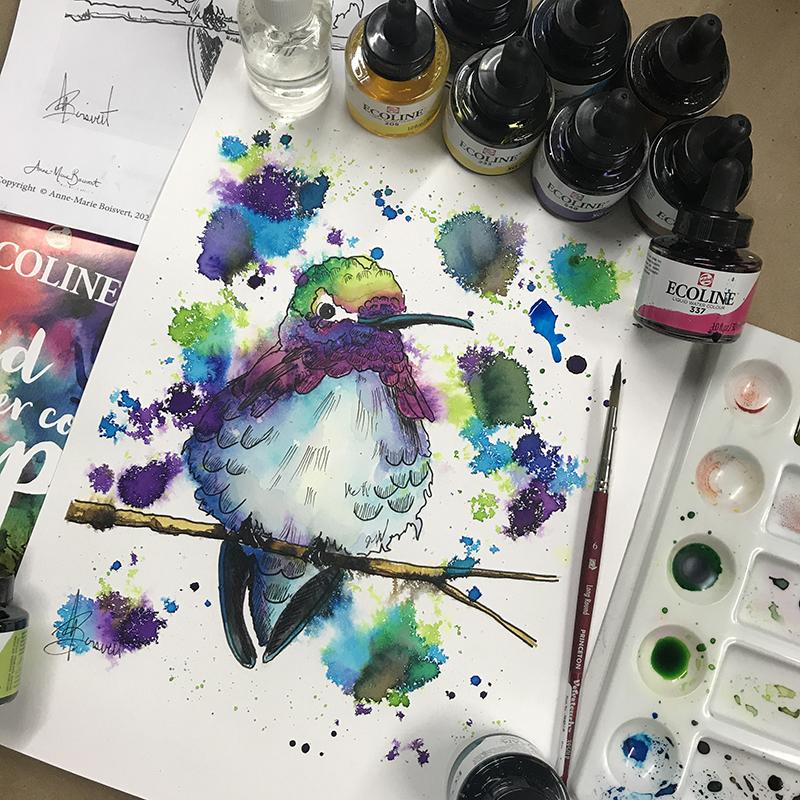 ecoline colibri 800 pix