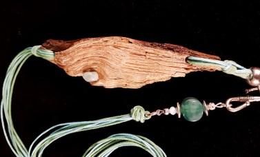 Halssieraad Groene Curve