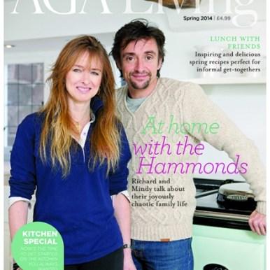Aga Living Magazine cover