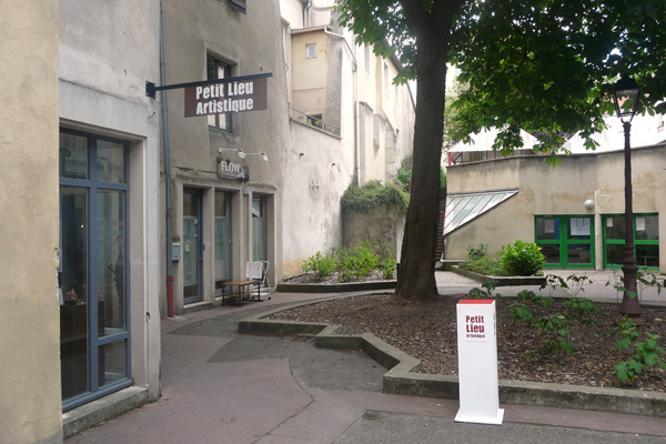 Petit Lieu Artistique - Marie-Pierre Rinck.