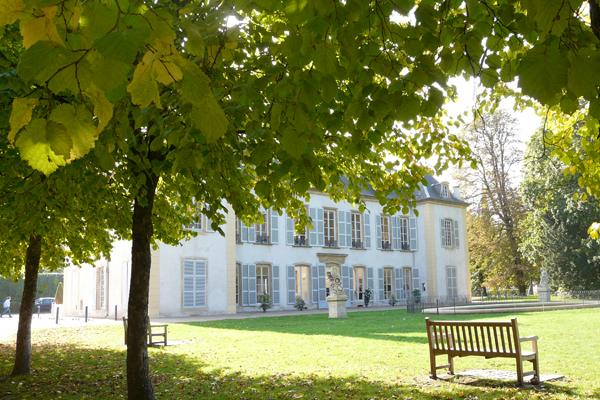 Chateau de Courcelles Montigny les Metz