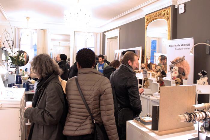 Exposition salon metiers art week end weekend createurs villers nancy lorraine grand est