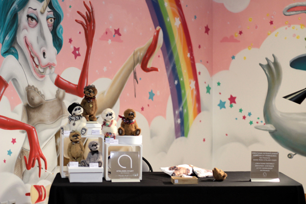 JEMA 2018 Journees Europeennes des Metiers d Art Lorraine Grand Est Museum Aquarium Nancy animal coutures exposition
