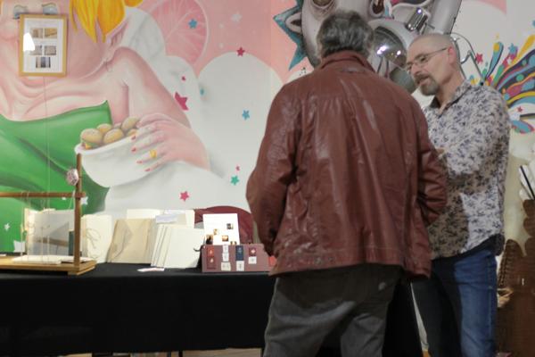 Museum Aquarium Nancy Journees Europennes Metiers d Art JEMA 2018 artisanat exposition demonstration