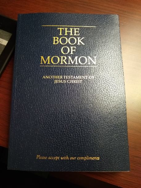 A Copy of the Book of Mormon