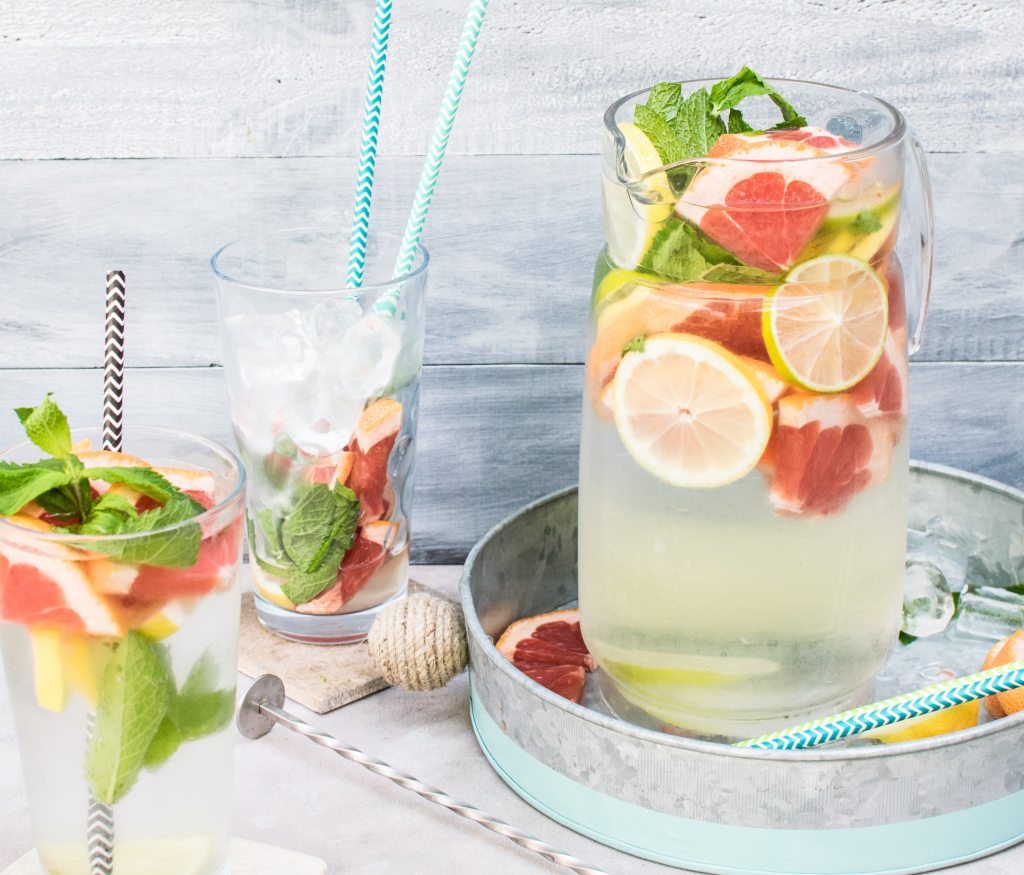 5 day summer detox with anne Mcgurty