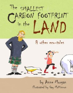 The Smallest Carbon Footprint Cover