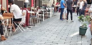 Beşiktaş Kahvaltıcılar Sokağı ve Pişi