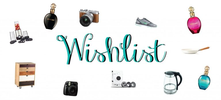 25th Birthday Wishlist