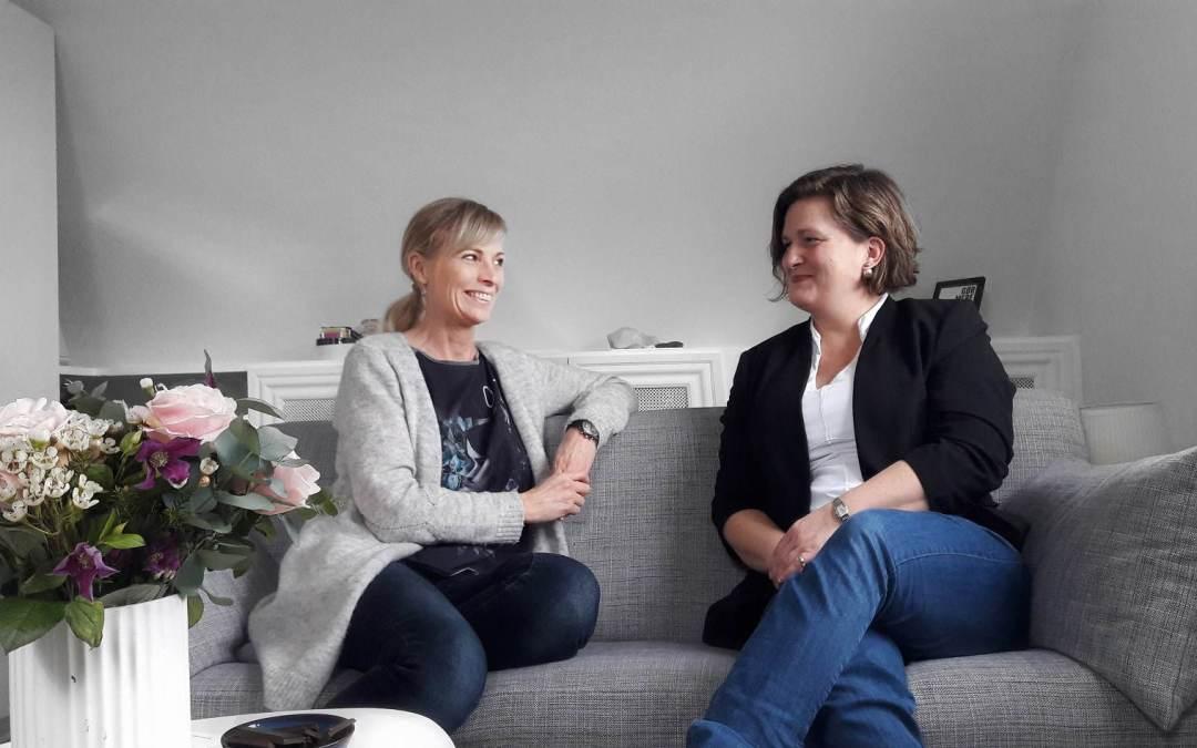 Podcast #2: Fra pædagog til selvstændig KonMari-konsulent med venteliste og onlineprodukt
