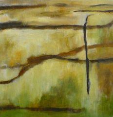 oil on linen (40 x 40 cm)