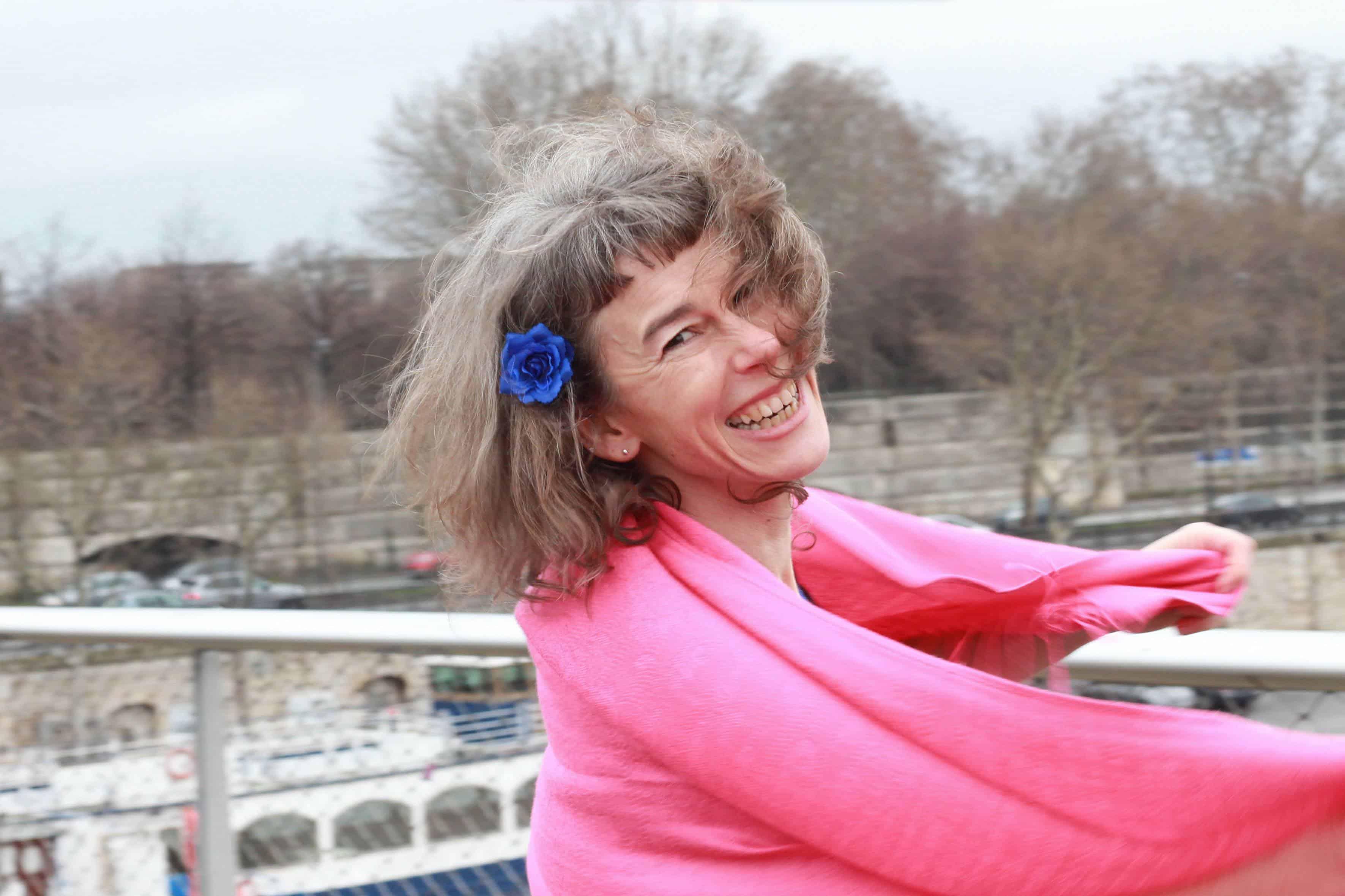 Le vêtement comme prolongement de l'énergie du corps- Anne Rose Lovink