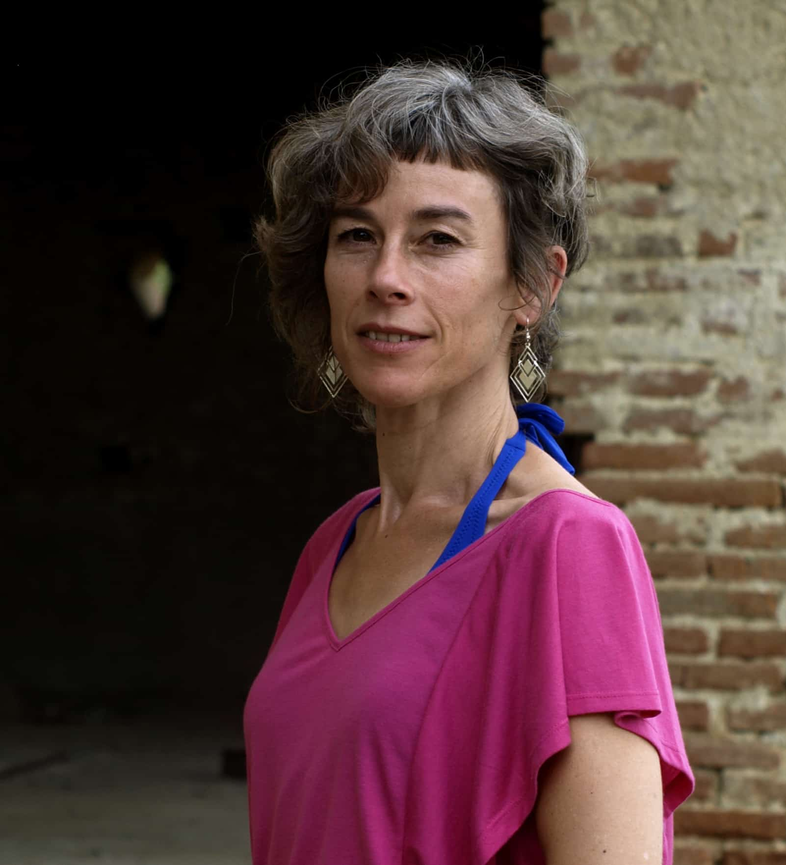 portrait Anne-Rose Lovink-Danse Mouvement Energie