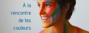 découvre les couleurs qui te permettent de rayonner