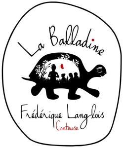 logo La Balladine- Frédérique langlois-conteuse